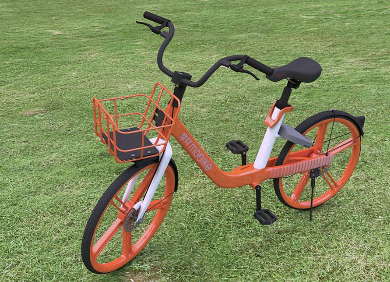 摩拜单车经典车型